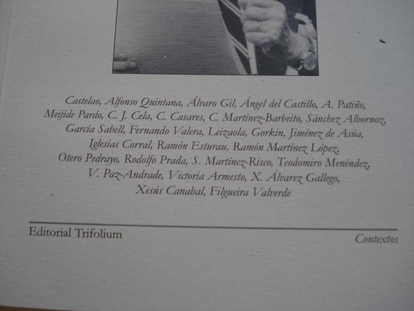 Cartas a Emilio González López (Selección e introducción de Xan Arias-Andreu Rodríguez)