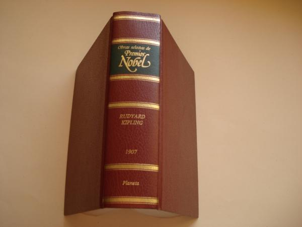 Rudyard Kipling 1907. En tinieblas / Acciones y reacciones / Muchas fantasías