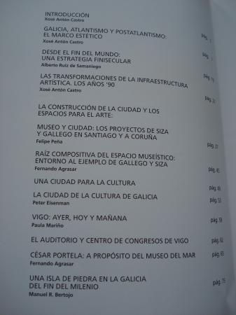 Ars Nova Mediterranea: Dossier Galicia 2000