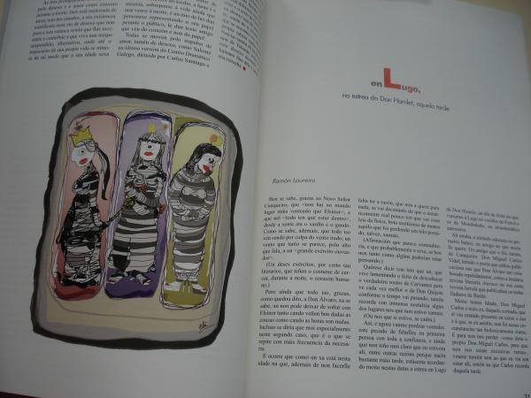 Casahamlet. Revista de teatro. Núm. 13 - Maio 2011: Especial Cunqueiro