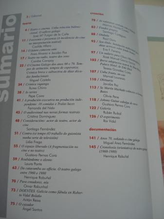 Casahamlet. Revista de teatro. Núm. 14 - Maio 2012: Especial Teatro e audiovisual