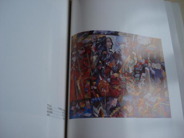JOSÉ LUIS DE DIOS - PINTURA. Catálogo Exposición Museo do Pobo Galego - Casa da Parra, Santiago de Compostela, 1990