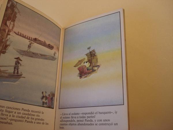 La aventura de Panda (Altea Benjamín, núm. 43)