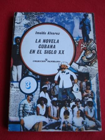 La novela cubana en el siglo XX