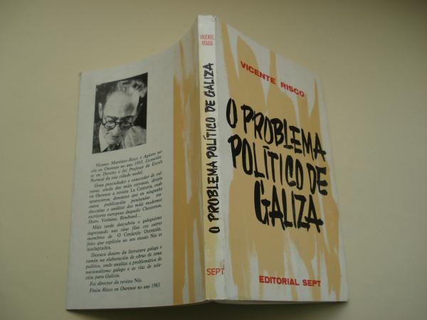 O problema político de Galiza