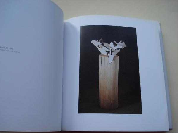 MANOLO PAZ. Esculturas. Catálogo exposición, Asturias 2000-2001