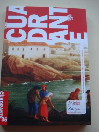CUADRANTE. Revista semestral de Estudos Valleinclanianos e Históricos. Nº 35 -Decembro, 2017