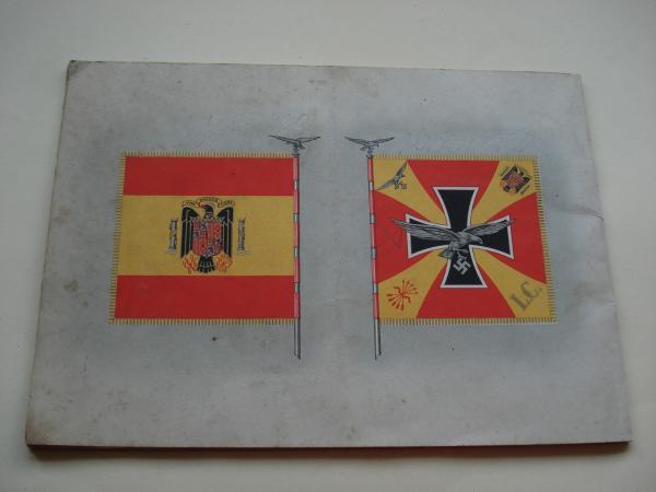 La Legión Cóndor se despide (1939)