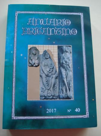 ANUARIO BRIGANTINO. Nº 40 - 2017 (`Un mínimo lugar´, poemas de Eva Veiga - Pinturas de Alfonso Costa)