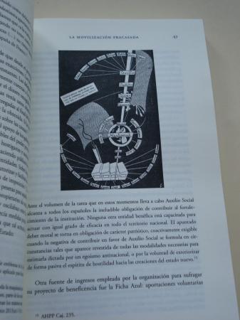El pan y la cruz. Hambre y Auxilio Social durante el primer franquismo en Galicia