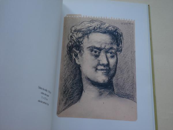 LAXEIRO: Debuxos inéditos III. Catálogo Exposición Fundación Laxeiro, Vigo, 2005