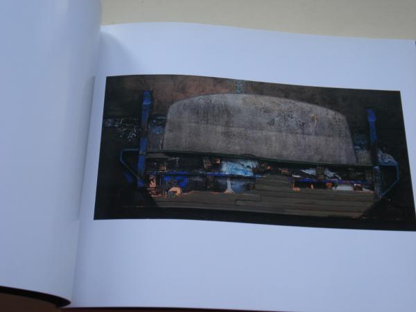 LUCIO MUÑOZ. `Silencios habitados´. Catálogo Exposición Galería Ana Vilaseco, A Coruña, 2004