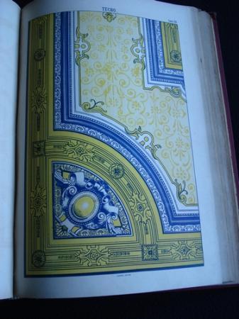 El consultor del ornamentista. Tratado teórico y práctico de Pintura Decorativa