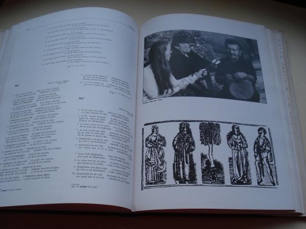Cancioneiro Popular Galego. Volume III: Romances Tradicionais (Con partituras, fotos e mapas)