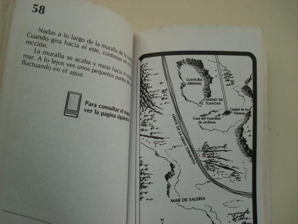 La isla de Tenopia / El mar de  Saleria / Terror en Kabran / Universo de estrellas