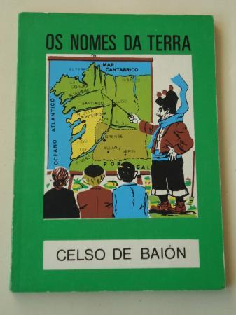 Os nomes da Terra (Interpretación popular da toponimia)