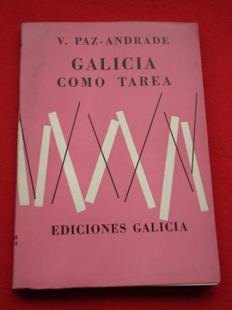 Galicia como tarea