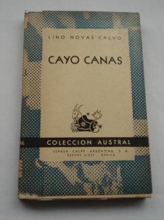 Cayo Canas (7 relatos)