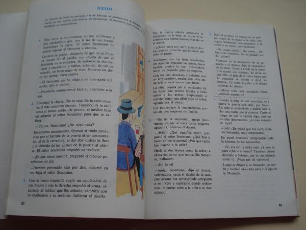 Fiesta 3. Lecturas Ciclo medio. 3º EGB. Edelvives