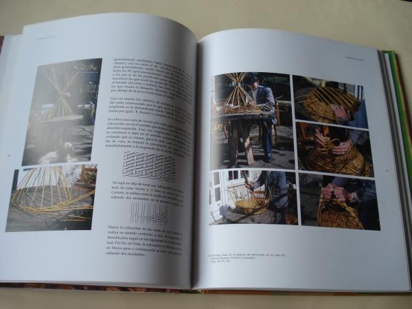 Cestería de los pueblos de Galicia (Libro + DVD)