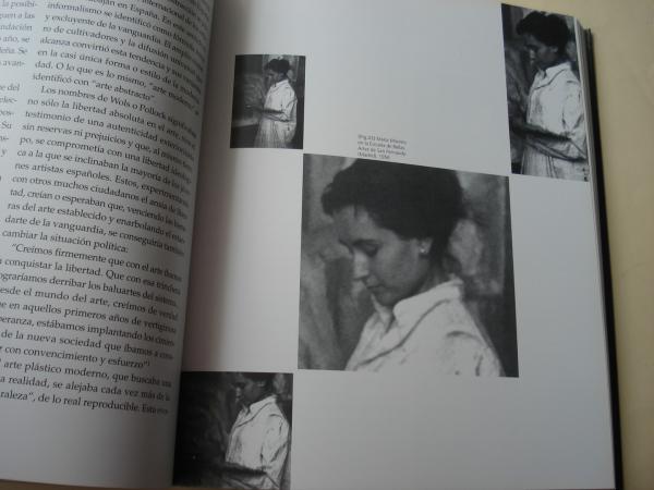 Pincelas de realidad. Amalia Avia, María Moreno, Isabel Quintanilla. Catálogo Exposición Museo de Belas Artes da Coruña, 2005 (Textos en castellano)