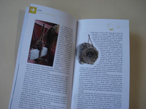 Museo do Pobo Galego. Guía do visitante. Guía de contidos