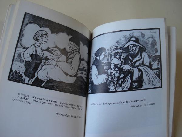 PADÍN. Escolma. Colección Os Nosos Humoristas, nº 3