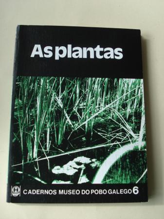 As plantas. Cuadernos do Museo do Pobo Galego, nº 6
