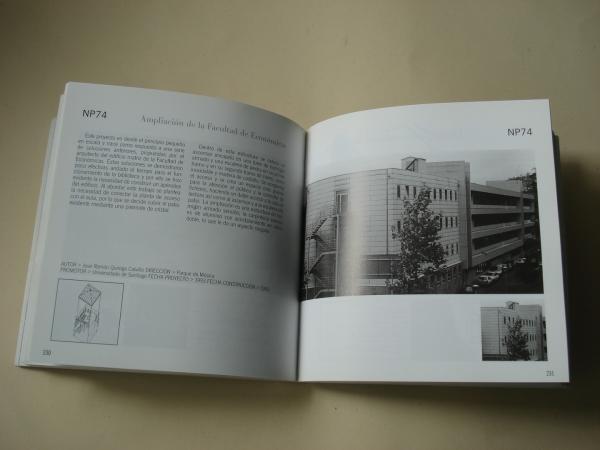 Santiago de Compostela. Arquitecturas del siglo XX