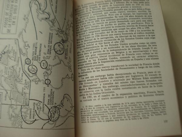 Historia Marítima del mundo. 2 tomos