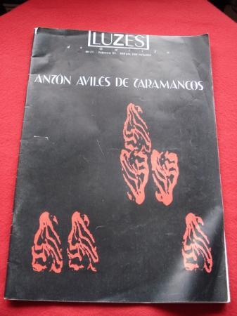 LUZES DE GALIZA: Antón Avilés de Taramancos. Nº 21- Febreiro, 1993