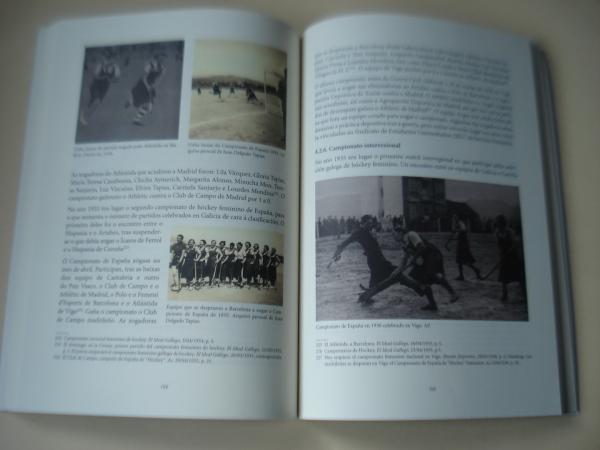 Pioneiras do deporte en Galicia