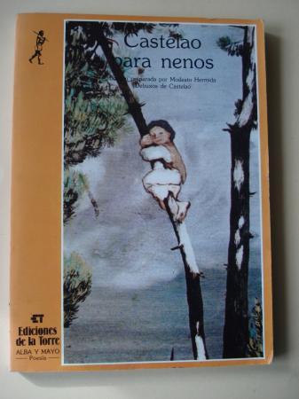 Castelao para nenos (Edición de Modesto Hermida)