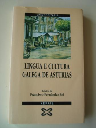 Lingua e cultura galega en Asturias. Actas das Primeiras Xornadas la Lingua e da Cultura Galega en Asturias: Na busca das raíces da Terra de Navia-Eo. Homenaxe a Dámaso Alonso (1990)