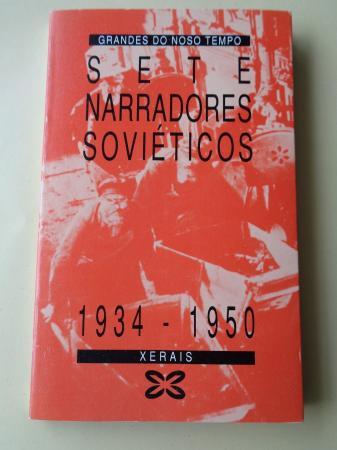 Sete narradores soviéticos (1934-1950)
