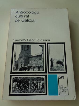 Antropología cultural de Galicia
