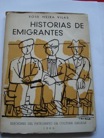Historias de emigrantes (1ª edición)
