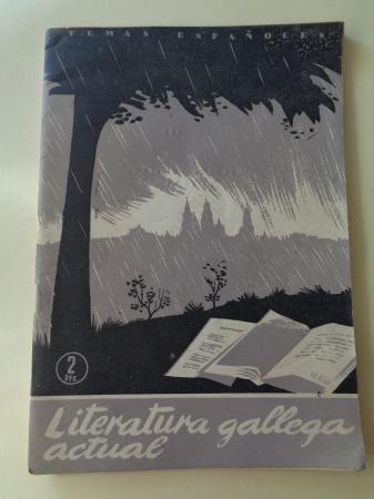 Literatura gallega actual. Temas españoles, núm. 335
