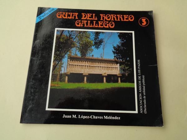 Guía del hórreo gallego, 3