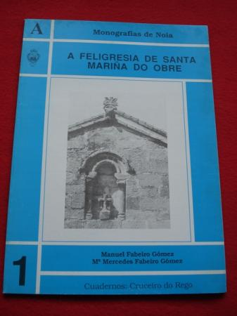 A feligresía de Santa Mariña do Obre (Galicia)