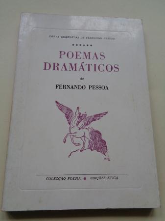 Poemas dramáticos. 1º volume