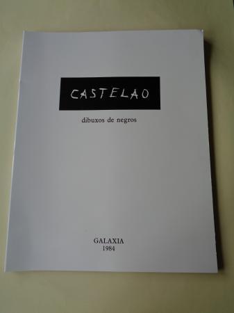 Debuxos de negros. 12 láminas (Edición conmemorativa do traslado dos restos de Castelao, 1984)
