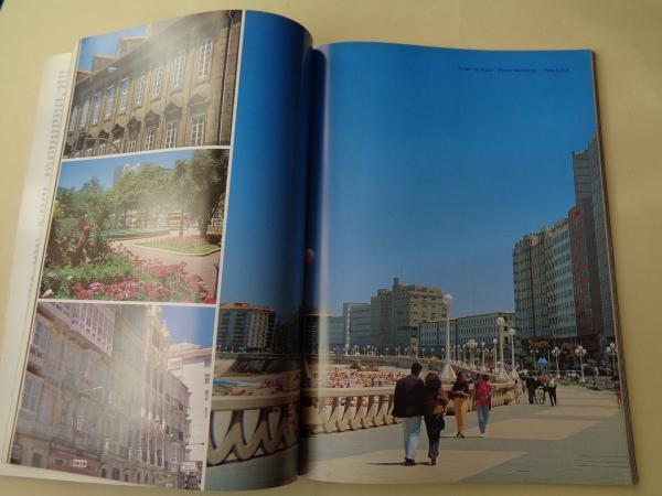 LA CORUÑA PARAISO DEL TURISMO. Verano 1994. Publicación anual