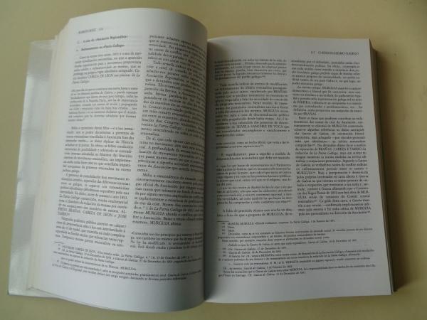 O Rexionalismo gaelgo: organización e ideoloxía (1886-1907). Cuadernos da Área de Ciencias Xurídicas, nº 1