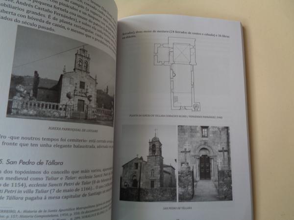 Concello de Lousame (A Coruña). Patrimonio arqueolóxico, histórico artístico e arquitectónico