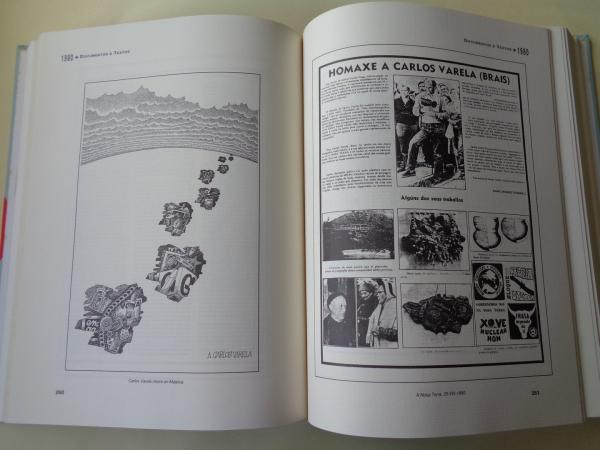 Documentos para a historia do cine en Galicia 1970 - 1990