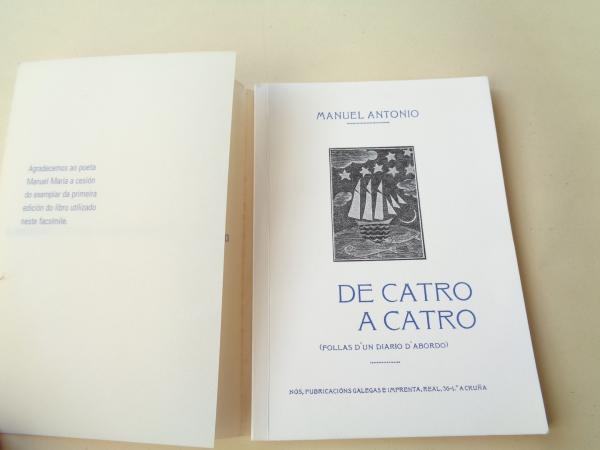 De catro a catro (Edición facsímile)