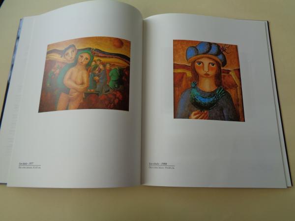 SEVILLANO. Catálogo Exposición Casa da Parra, Santiago de Compostela, 1992