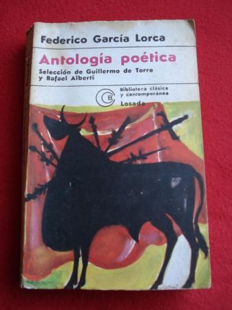 Antología poética (1918-1936). Selección de Guillermo Torre y Rafael Alberti
