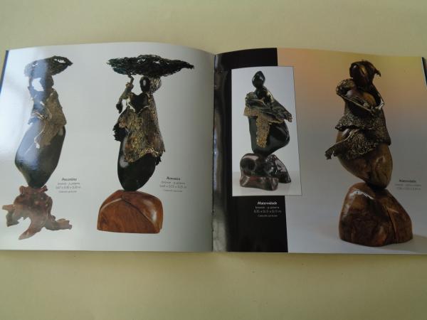 FLORENCIO DE ARBOIRO. Esculturas. Catálogo